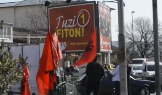 Mbyllen votimet në Tuz