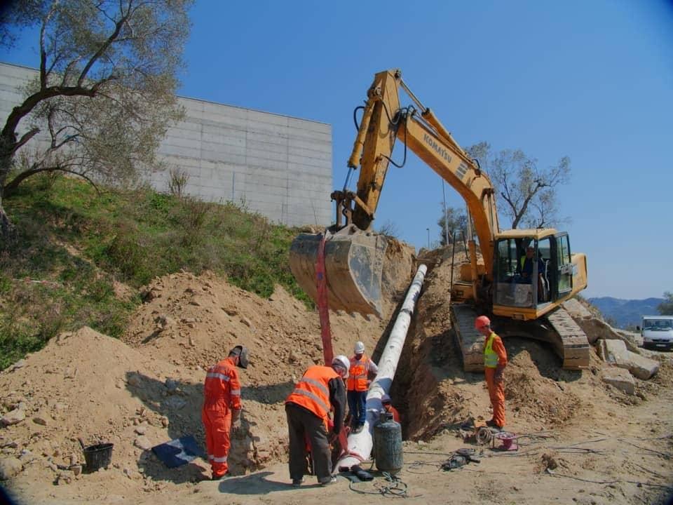 Vijon puna për ndërtimin e linjës së transmetimit nga Bovilla në Yzberisht