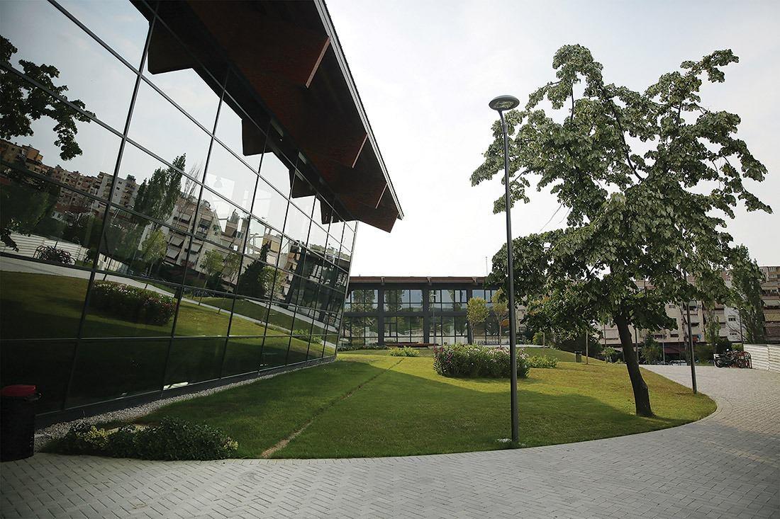 Parku i ri Olimpik i Tiranës vlerësohet me çmimin e Arkitekturës
