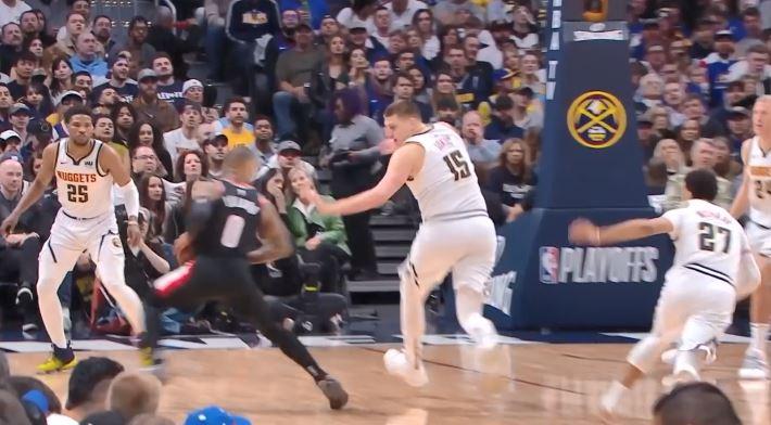 Denver fiton duelin ndaj Portland-it