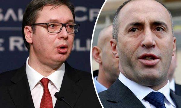 Vuçiç do takohet për herë të parë me Haradinajn