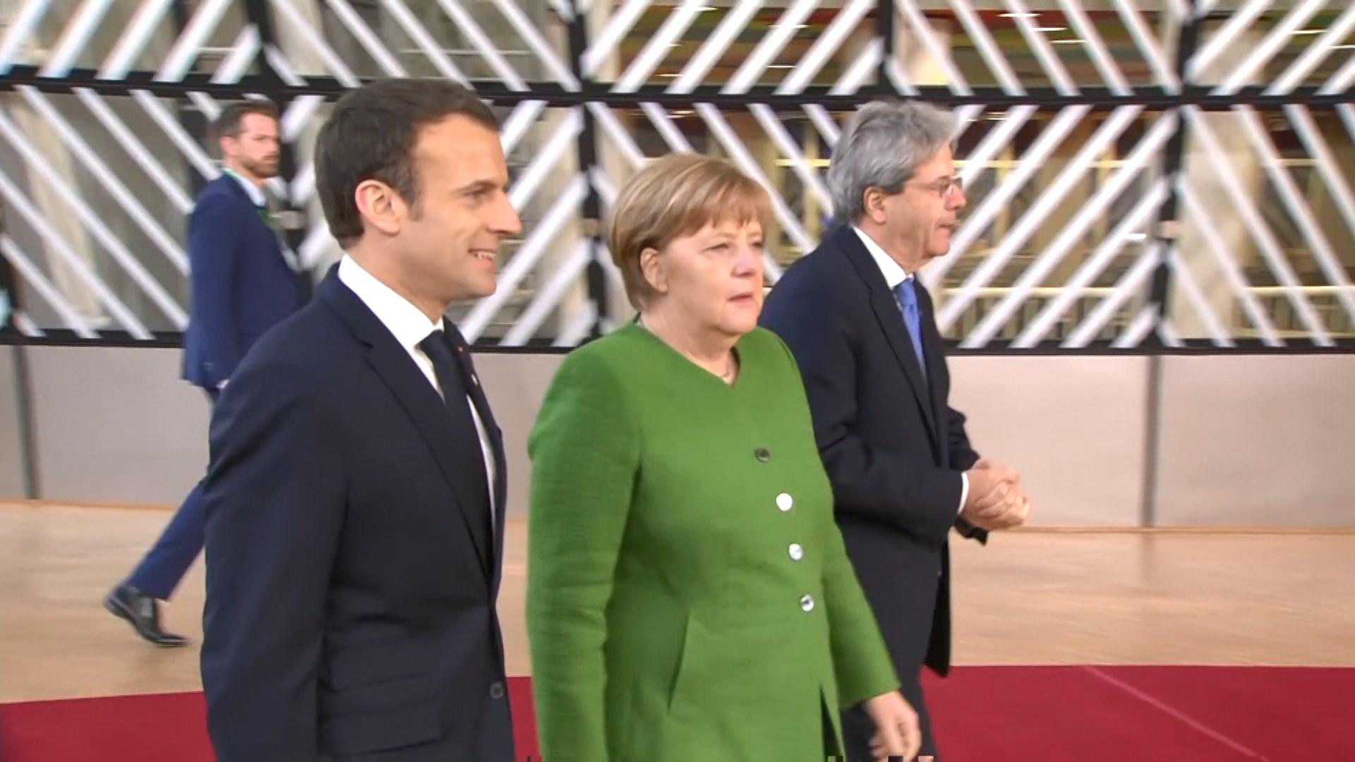 """Pritshmëritë nga Samiti i Berlinit, analistët: Merkel e Macron do """"shkrijnë akujt"""""""