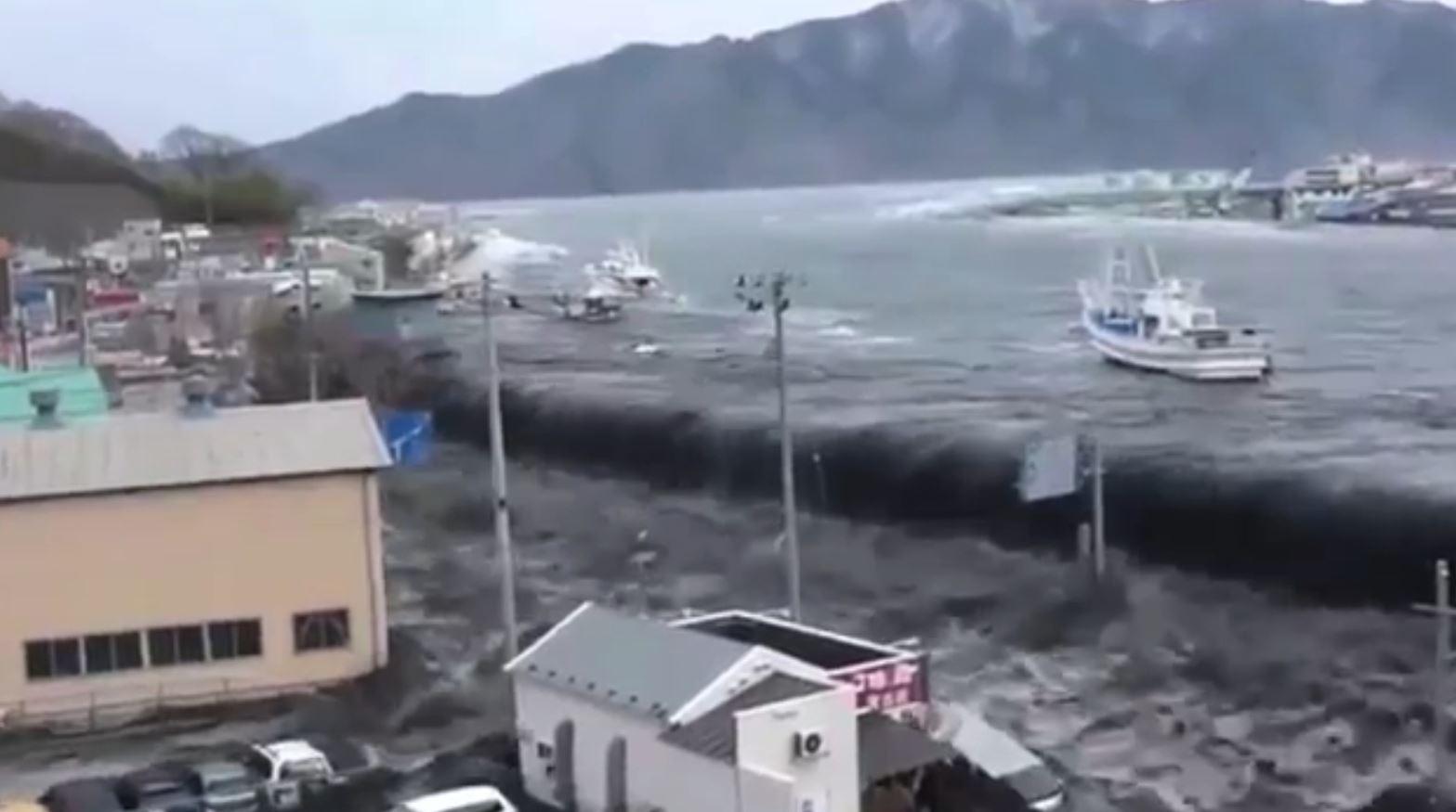 Japoni, 8 vjet nga tsunami