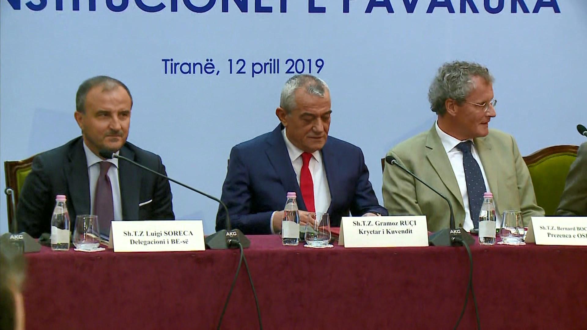 21 institucione të pavarura përballë Kuvendit, Ruçi: 16 s'kanë bërë raportimin