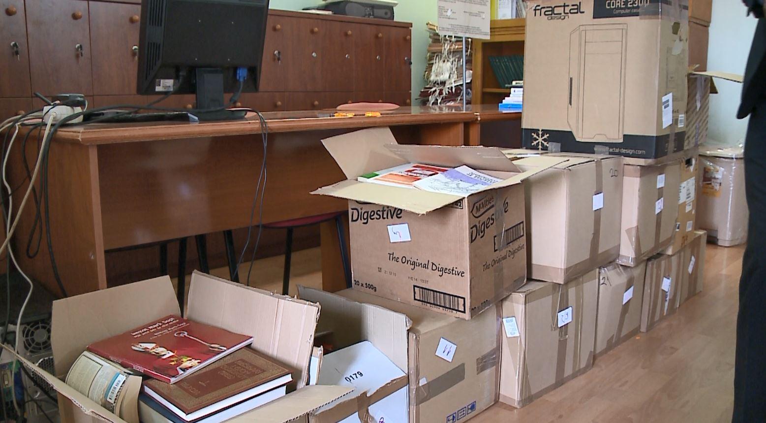 1100 libra të studiuesit kroat i dhurohet Akademisë së Shkencave