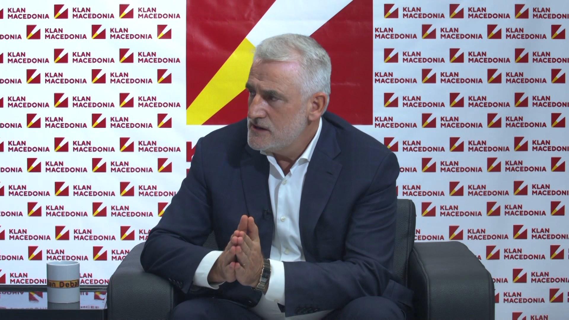 Menduh Thaçi: Presidenti i ri i vendit do të jetë Stevo Pendarovski
