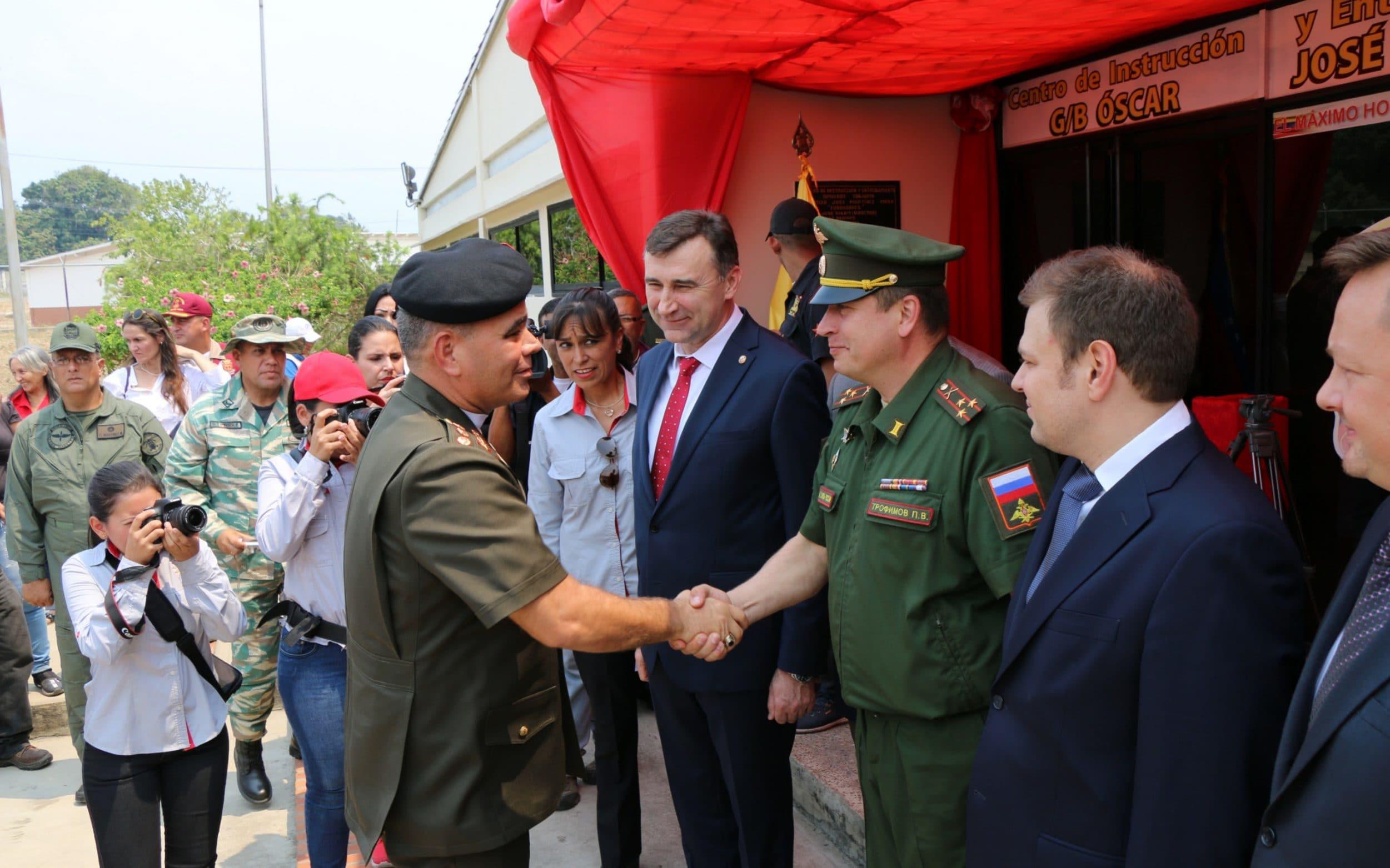 Rusia, bazë ushtarake në Venezuelë