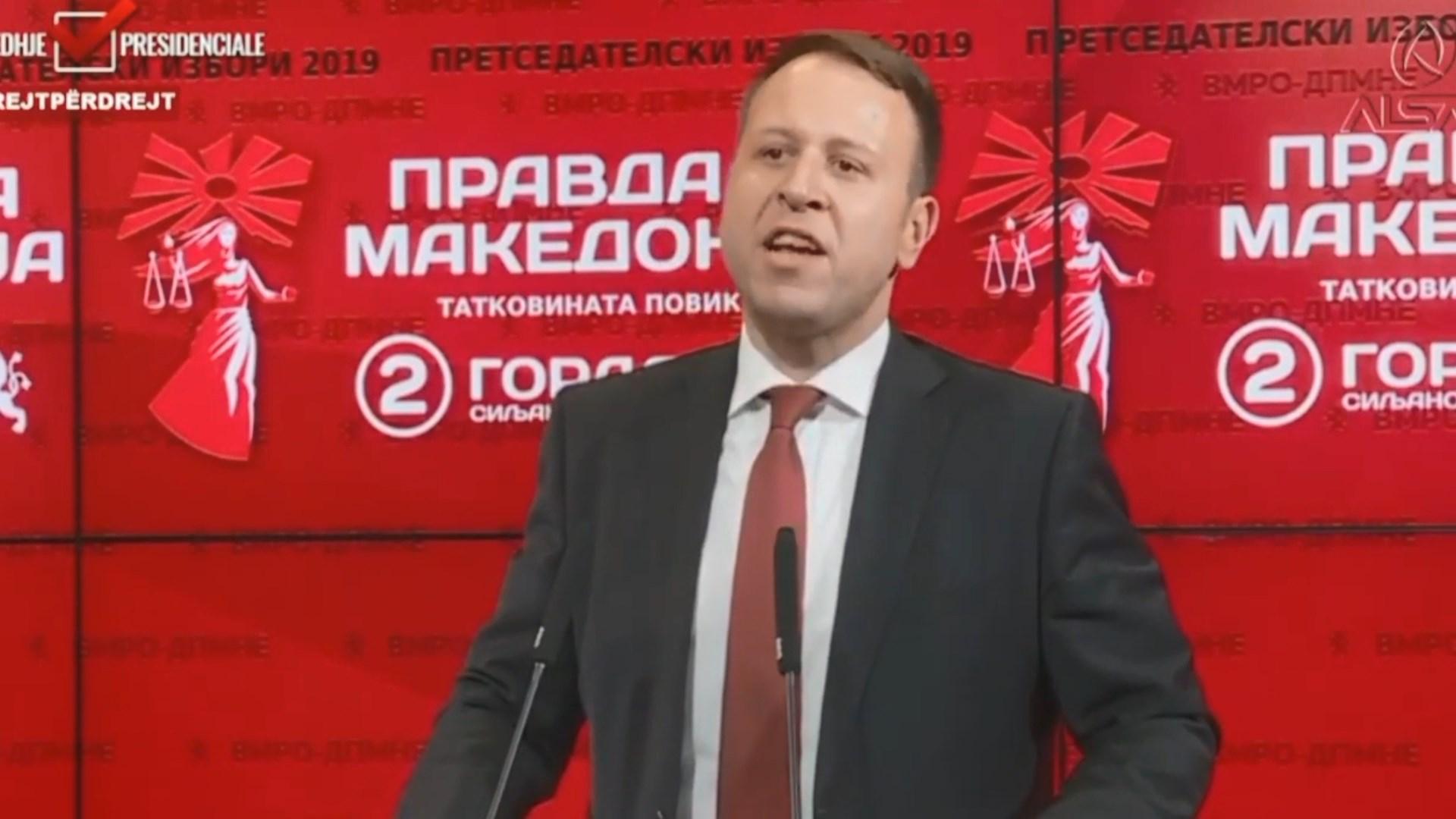 VMRO-DPMNE shpall fitoren: Siljanovska fitoi e vetme përballë LSDM e BDI