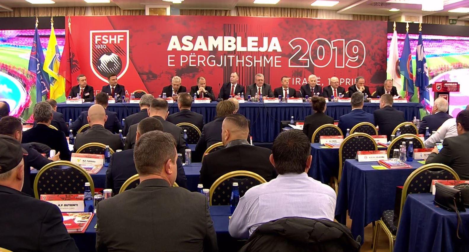 Vendimet e Asamblesë, FSHF u merr klubeve të drejtën televizive