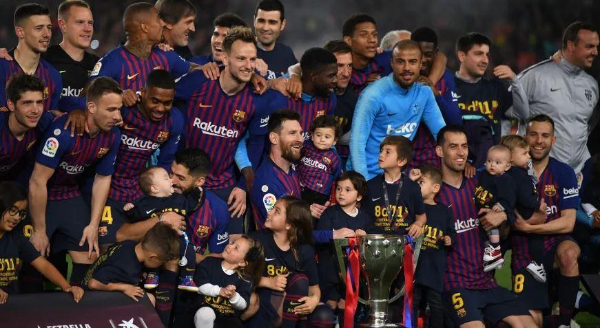 Barcelona në festë