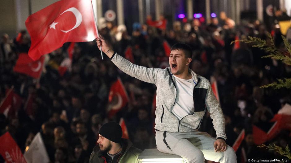 Çfarë partie është CHP në Turqi?