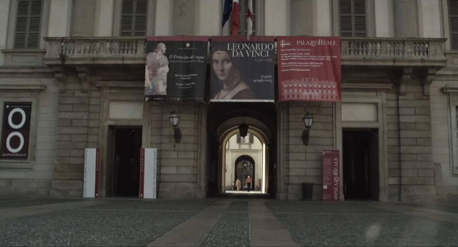Ekspozitë në Milano për 500 vjetorin e ndarjes nga jeta të Leonardo Da Vinci