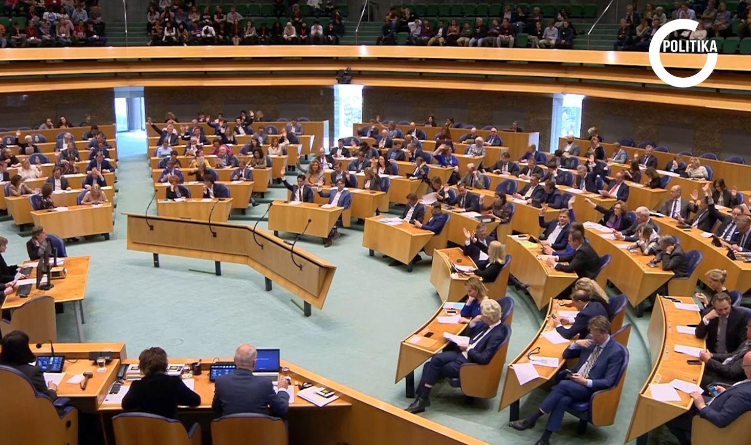 Holanda dhe tensioni i shtuar politik