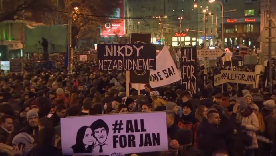Sllovaki, ish-komandoja ekzekutoi gazetarin investigativ
