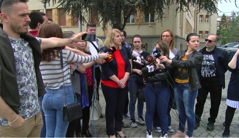 Trazirat e 27 Prillit në Kuvendin e Maqedonisë së Veriut
