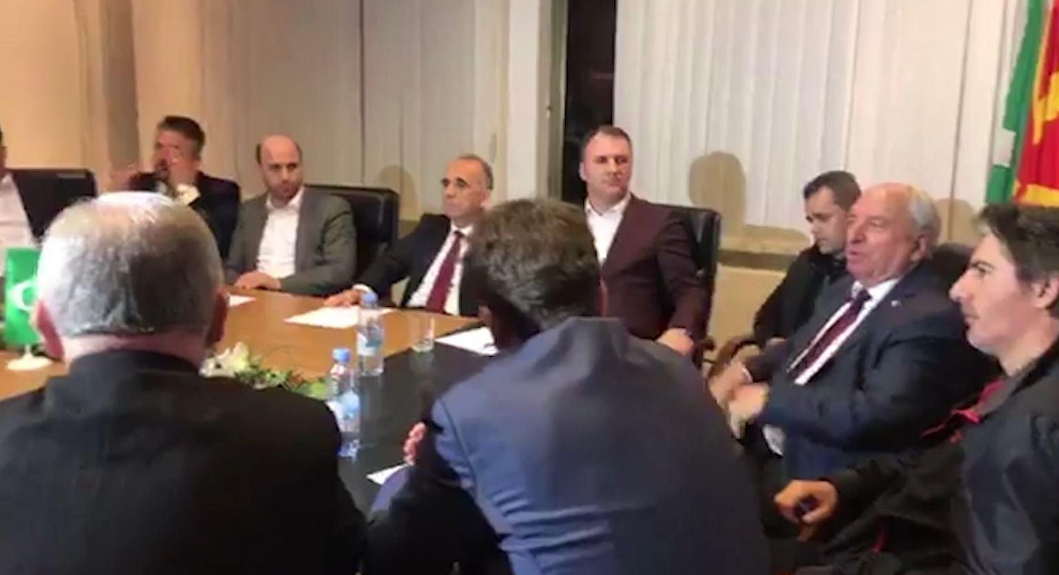 Debate në Maqedoni për kryetarin e Bashkësisë Fetare Islame