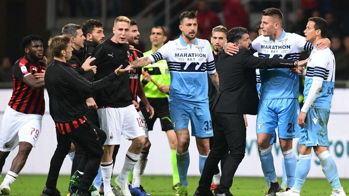 Igli Tare akuzon gjyqtarin pas humbjes së Lazios