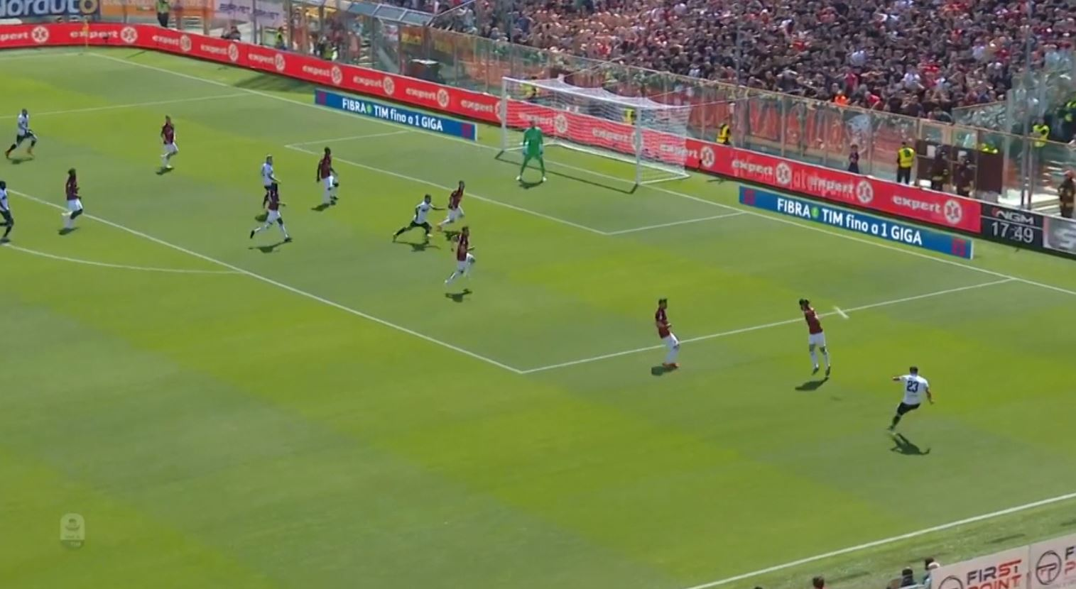 Milani rrezikon kualifikimin në Champions