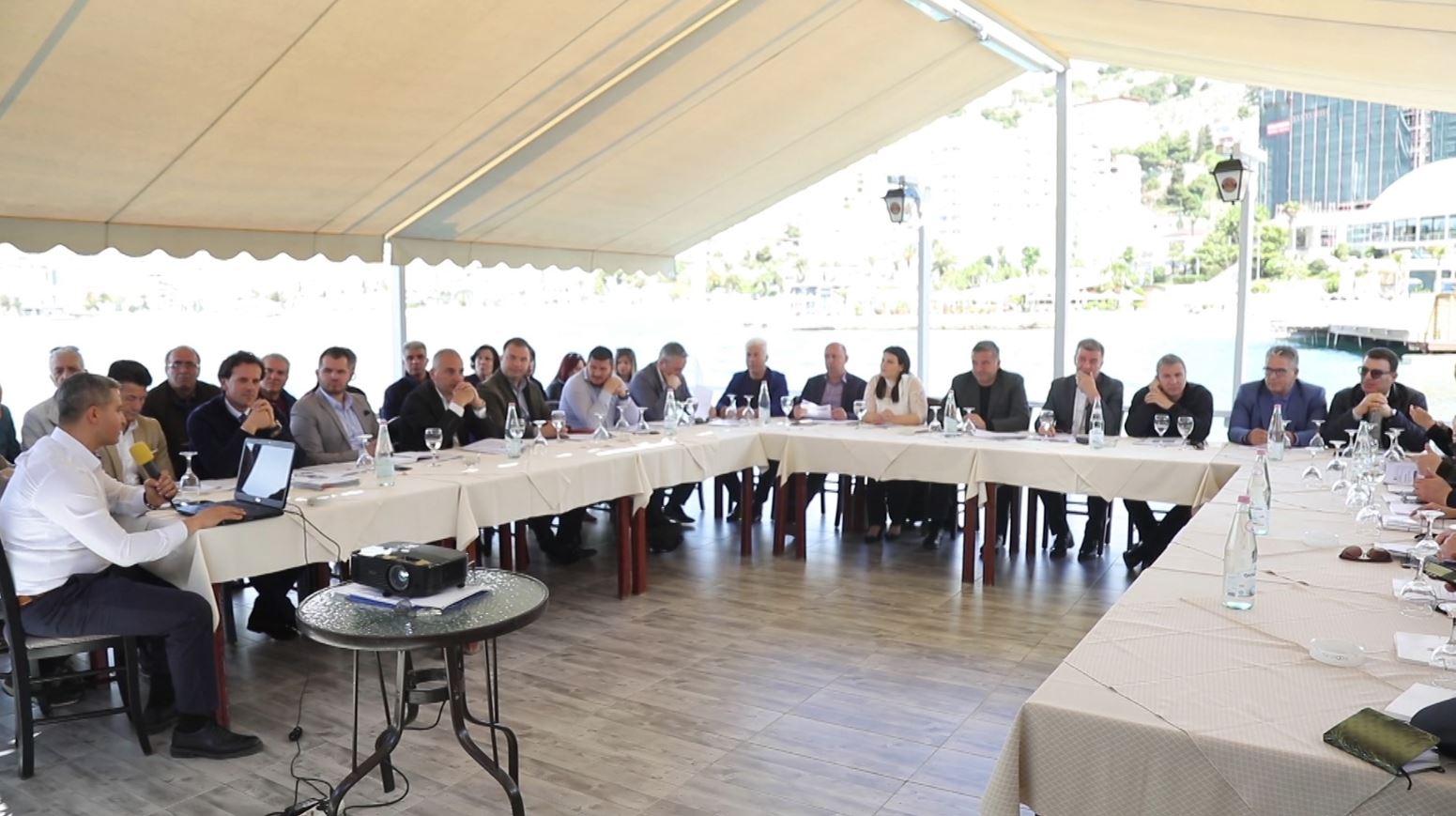Task-Forca për turizmin ndalet në Sarandë