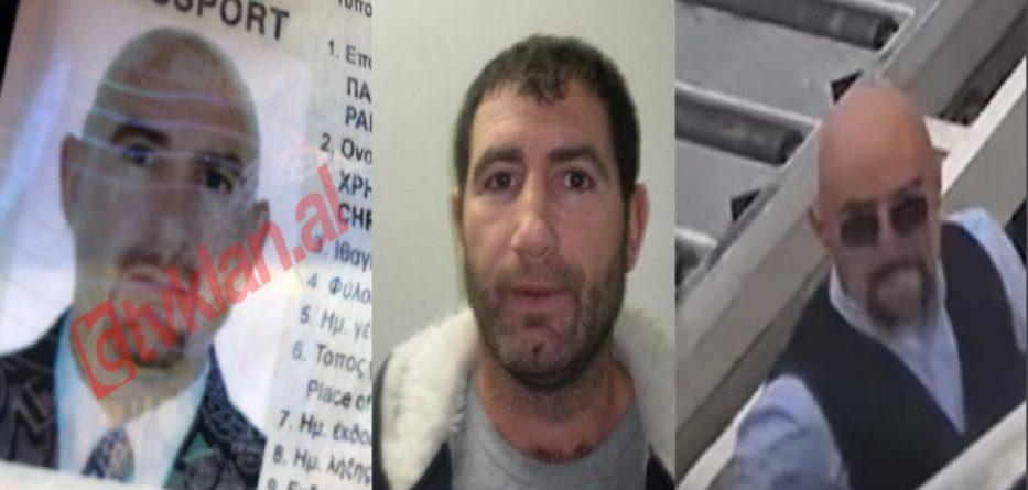 Zbulohet pasaporta greke e Admir Murataj