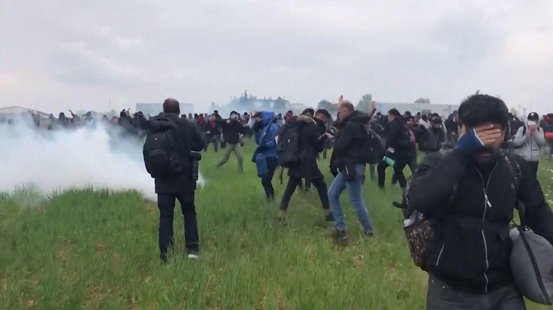 Shkupi: Gati për të pritur një valë të re emigrantësh nga Greqia