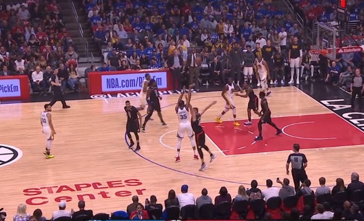 Kevin Duranti vendos rekord personal në NBA