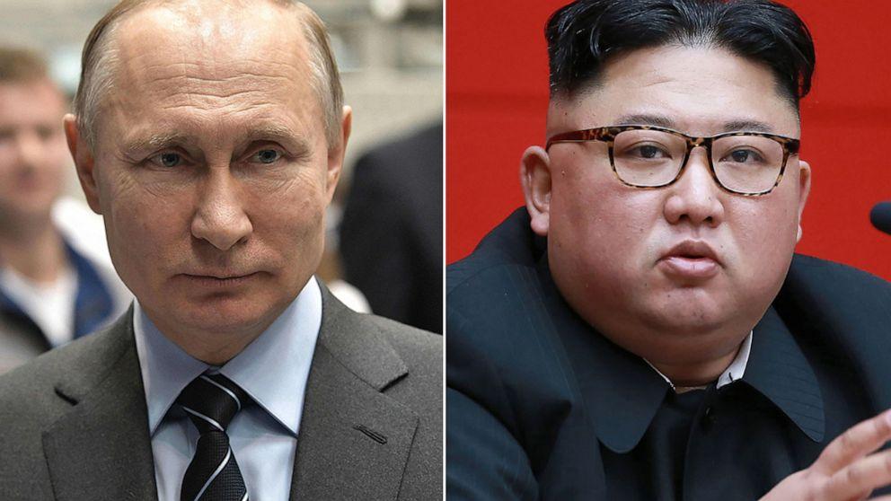 Putin dhe Kim Jong Un takohen brenda Prillit