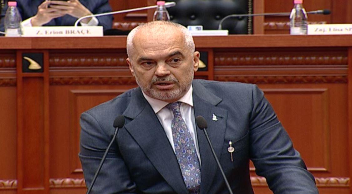 Rama-opozitës në parlament: Jepi zgjidhje Shqipërisë se PD-LSI do t'i çojmë për skrap