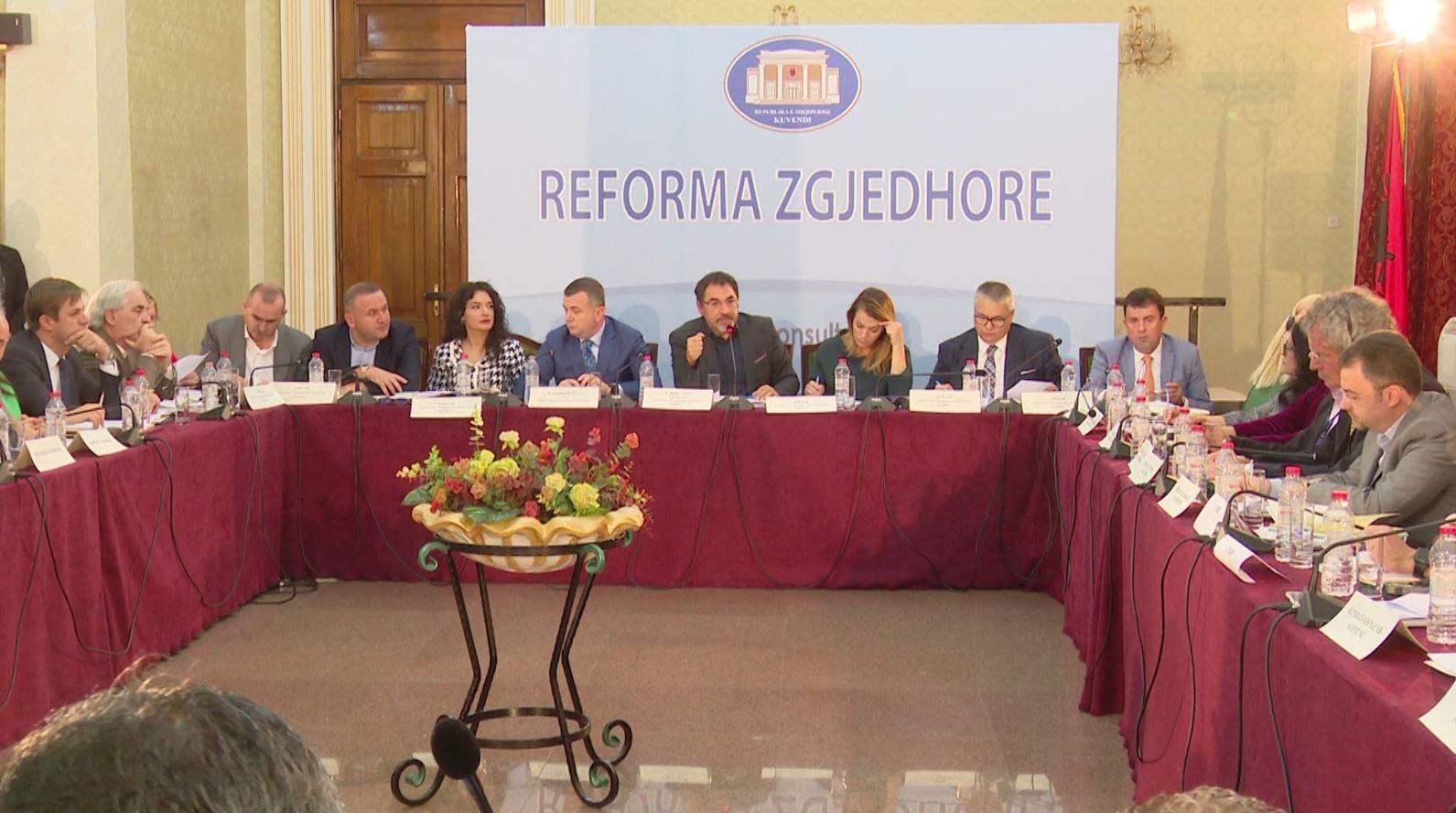 Reforma Zgjdhore nuk mund të miratohet brenda dhjetorit