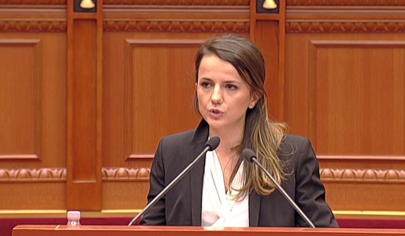 Rudina Hajdari-Bashës: Im atë nuk do të kishte mbështetur veprimet tuaja sonte