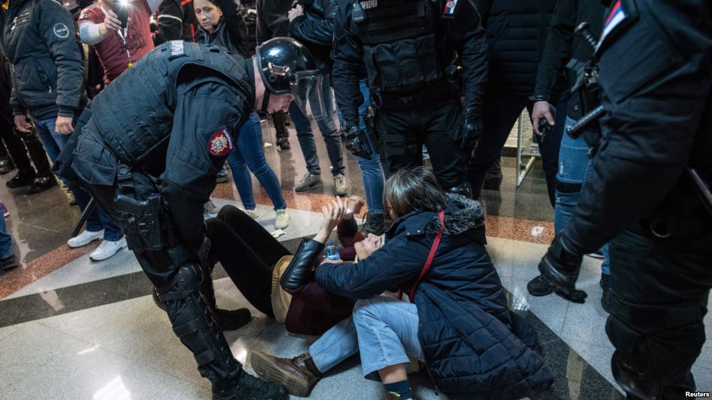 Ballkani Perëndimor, në darën e protestave