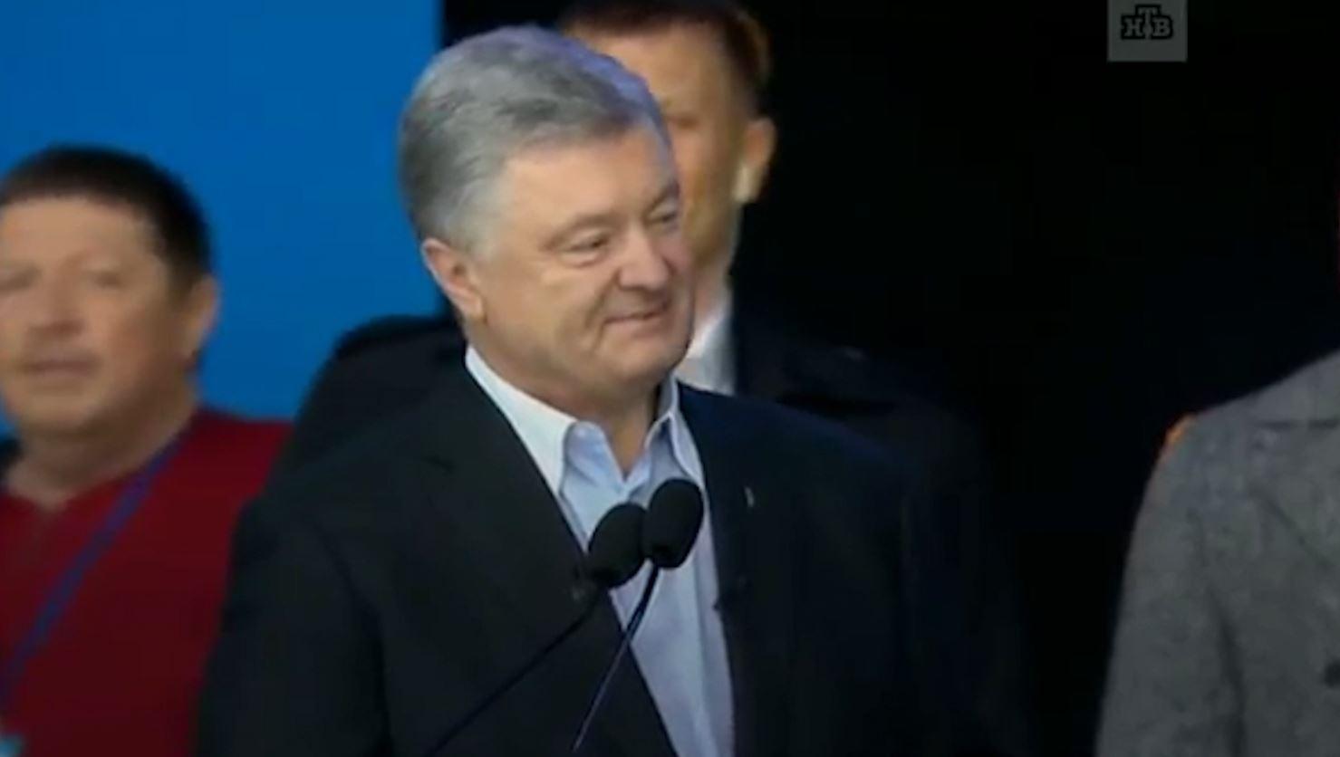 Show në Ukrainë për zgjedhjet presidenciale