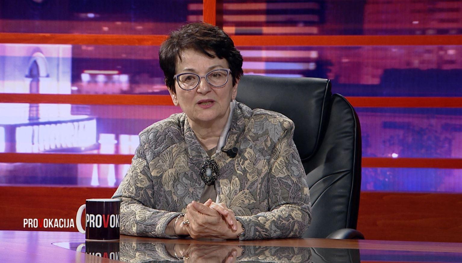 Vjollca Meçe: Pritej që vendi të mbetej pa Gjykatë Kushtetuese