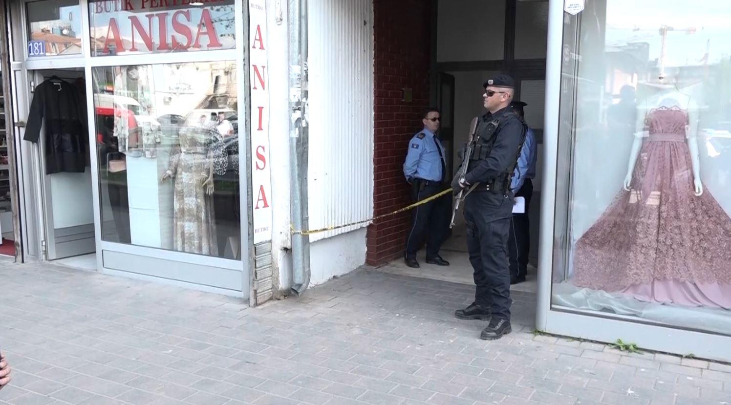 Vrasje e trefishte në Prishtinë