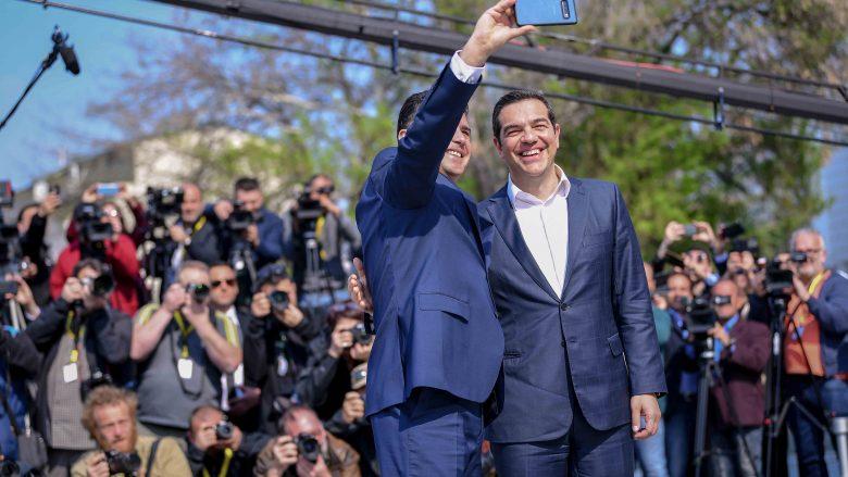 Tsipras në Shkup: Tashmë duhet të shohim përpara