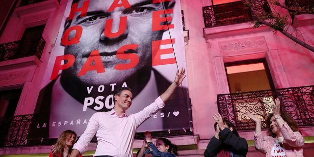Socialistët fitojnë zgjedhjet në Spanjë