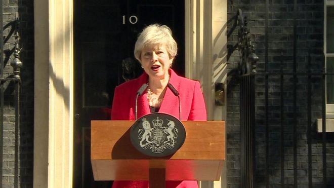 Britani, 8 kandidatë për zëvendësimin e May