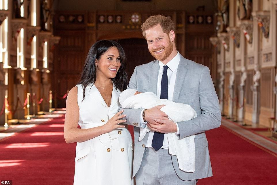 Merr fund pritja! Prezantohet djali i Meghan Markle dhe Princ Harry-t