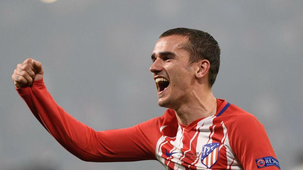 Antuan Grizman largohet nga Atletiko e Madridit