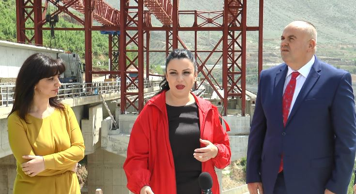 Balluku: Aksi Kukës-Morinë do të jetë gati për sezonin turistik