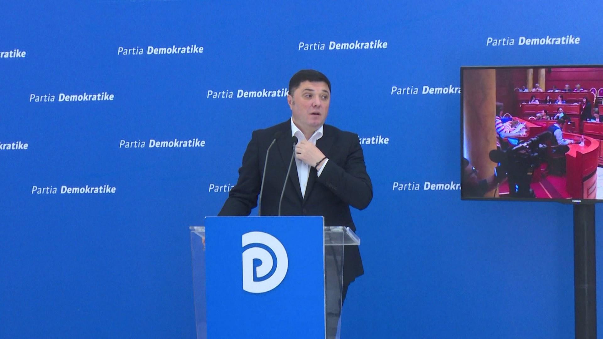 Kryetari i këshilltarëve bashkiakë të PD denoncon Veliajn dhe Ramën