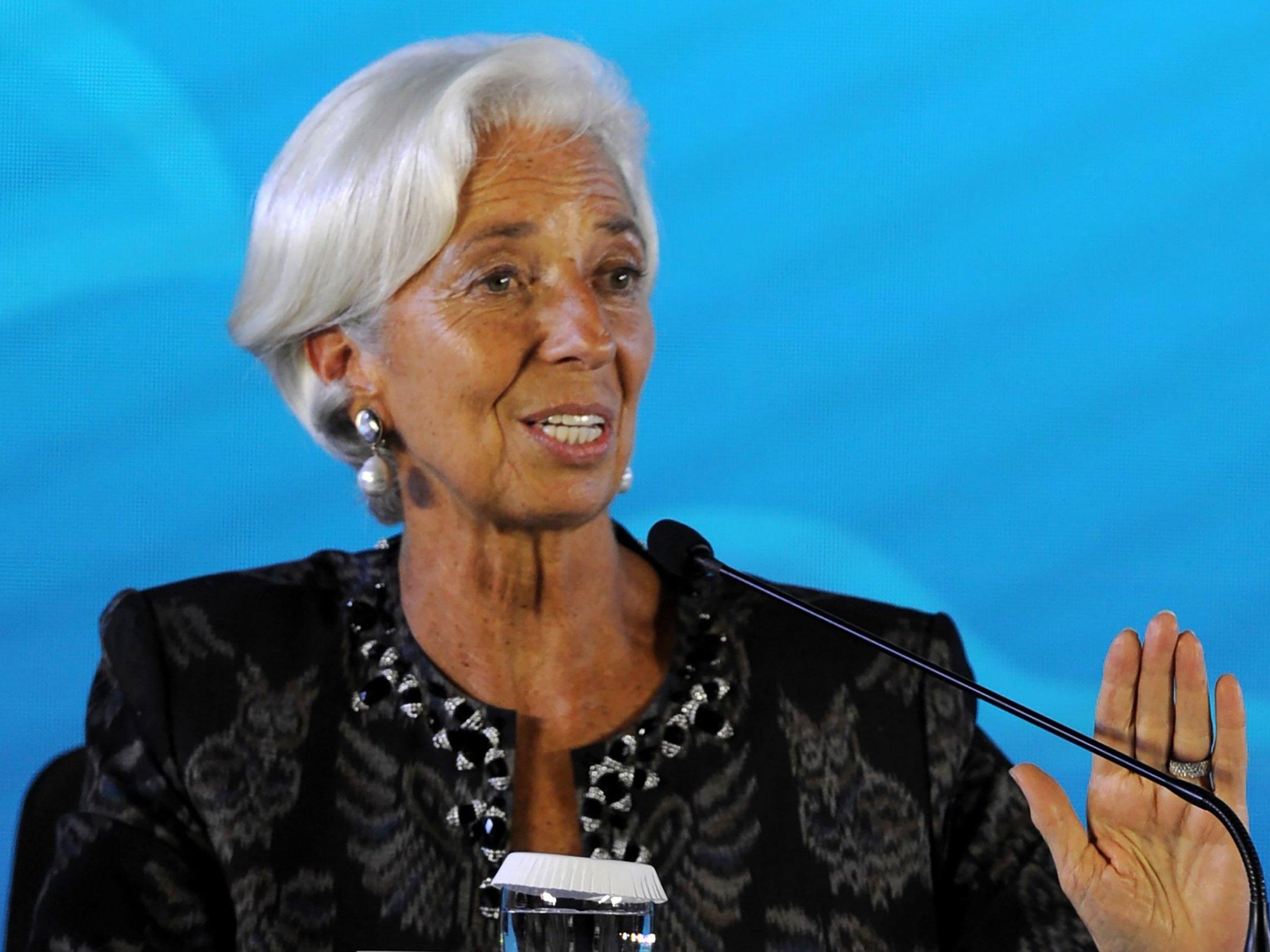 """Paralajmërimi i Lagarde: """"Lufta e tarifave"""" Kinë – SHBA rrezikon ekonominë"""