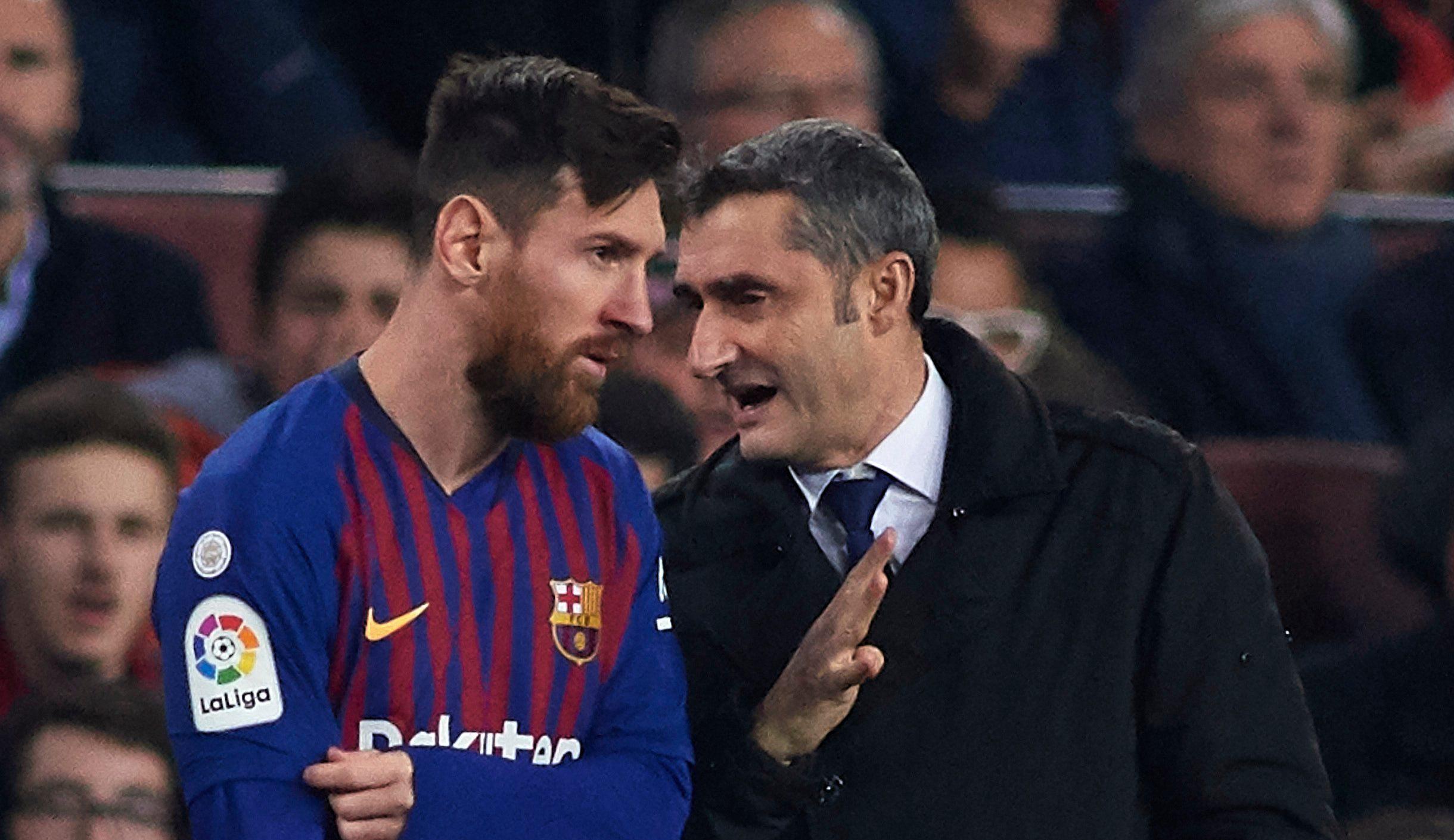 Ernesto Valverde, sërish trajner i Barcelonës