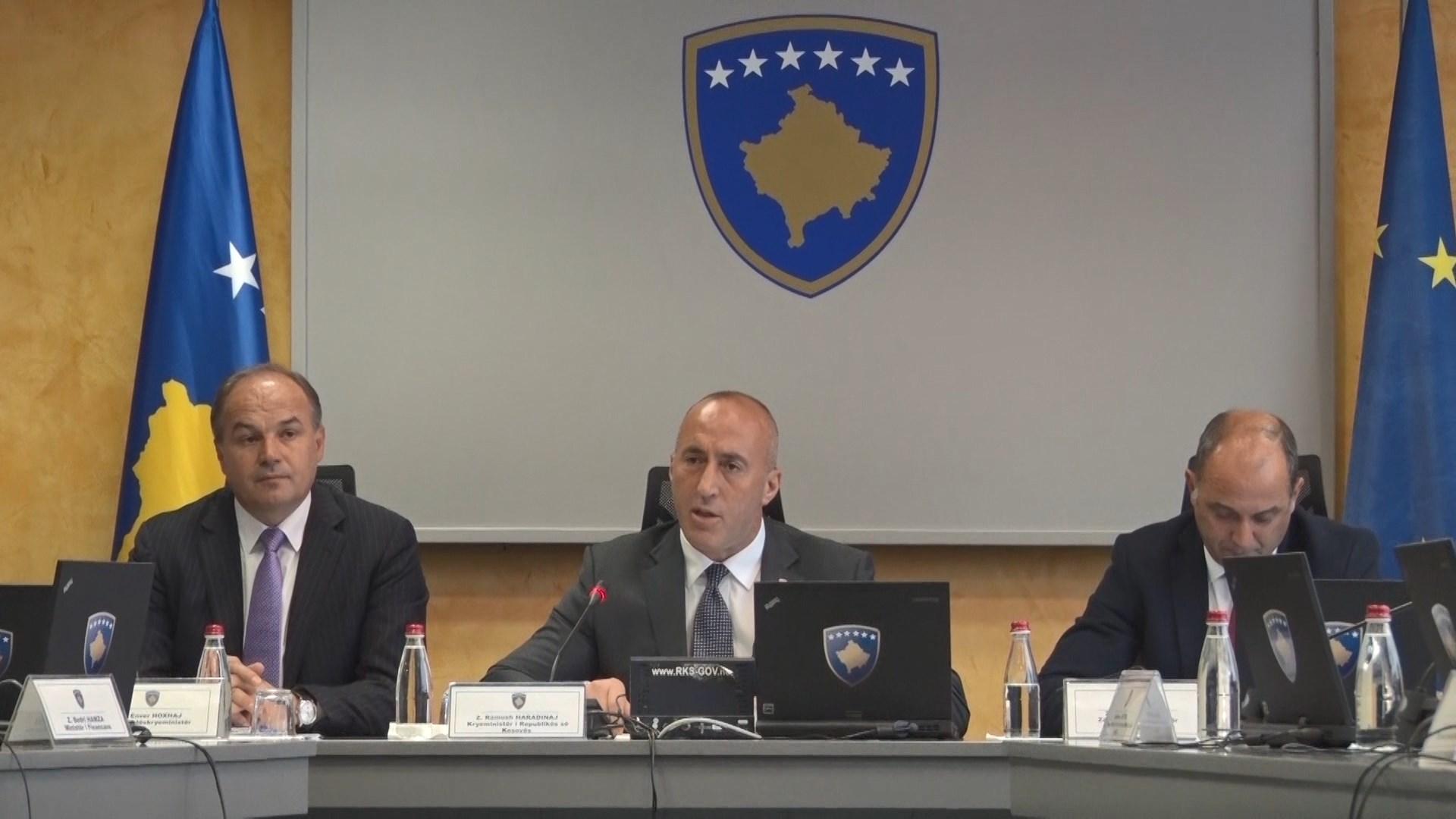 """Haradinaj """"mbron"""" deklaratat e bëra pas samitit të Berlinit"""