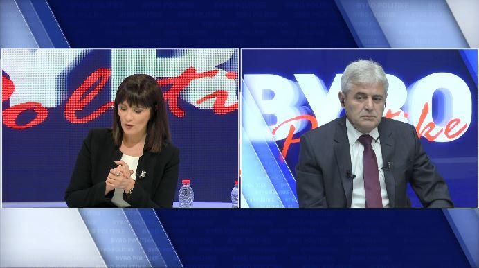 """Ali Ahmeti në """"Byro Politike"""": Ekzistenca e shumë partive na ka dobësuar"""