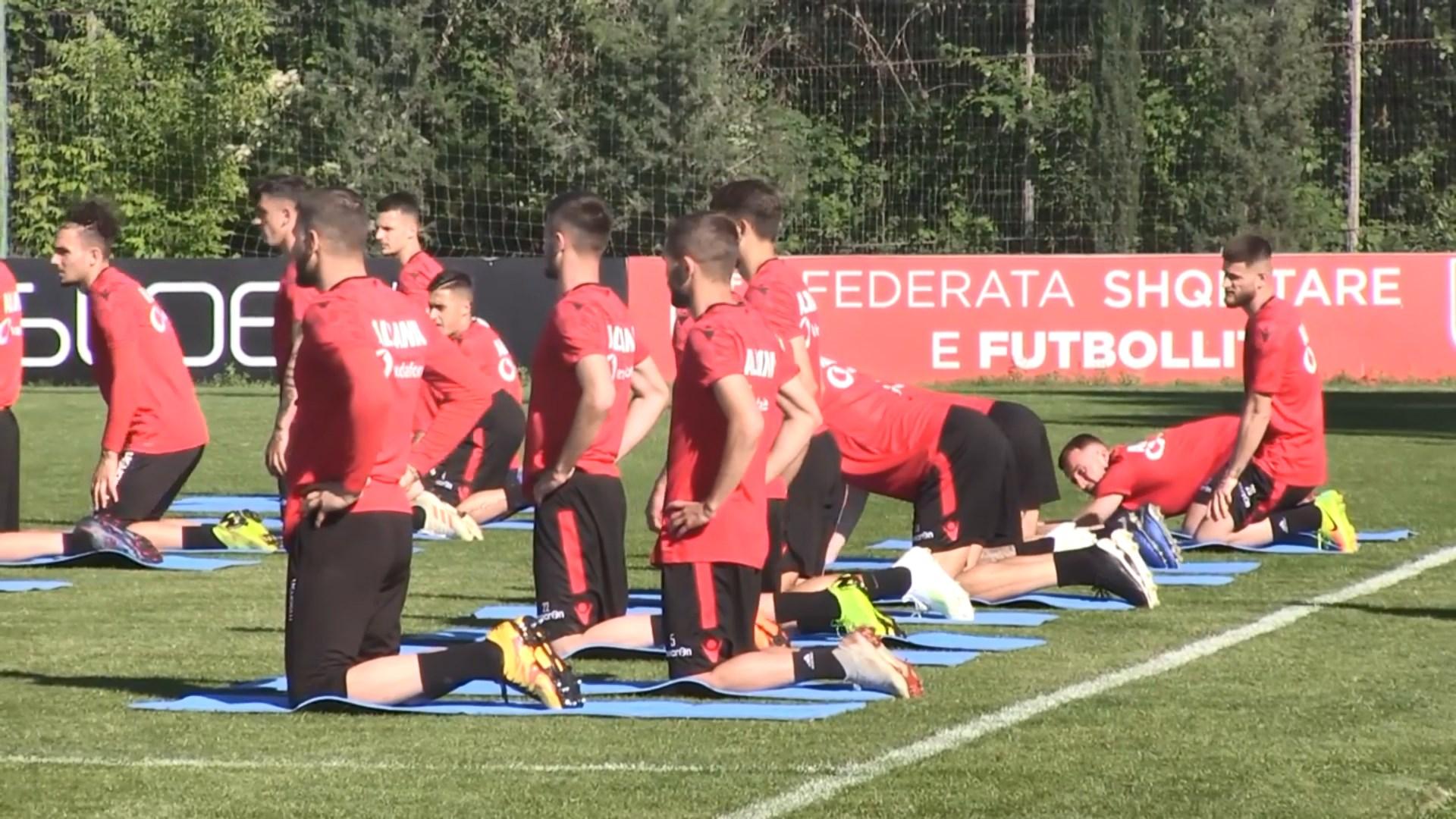 Trajneri Reja mendon për skemën ndaj Islandës dhe Moldavisë