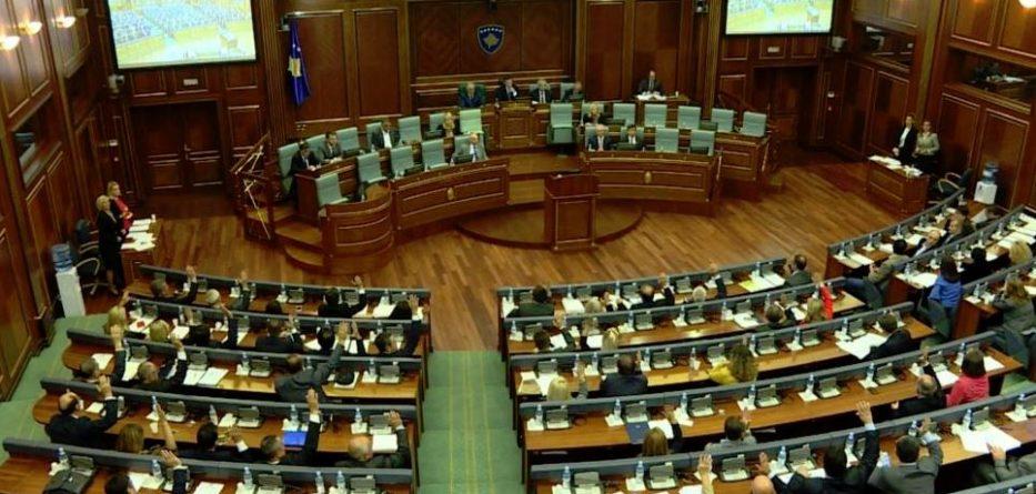 Kuvendi diskuton sot për draft-rezolutën që e fajëson Serbinë për gjenocid