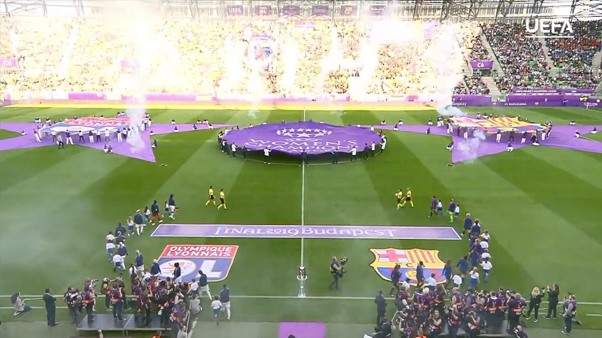 Lioni fiton Championsin në futbollin e femrave