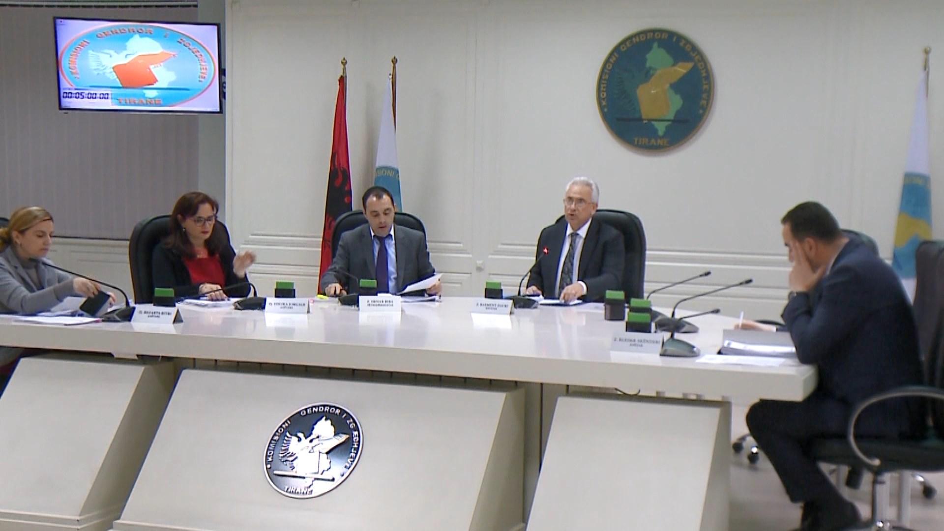 """KQZ miratoi koalicionin """"Shpresa për ndryshim"""" e përbërë nga 8 parti"""