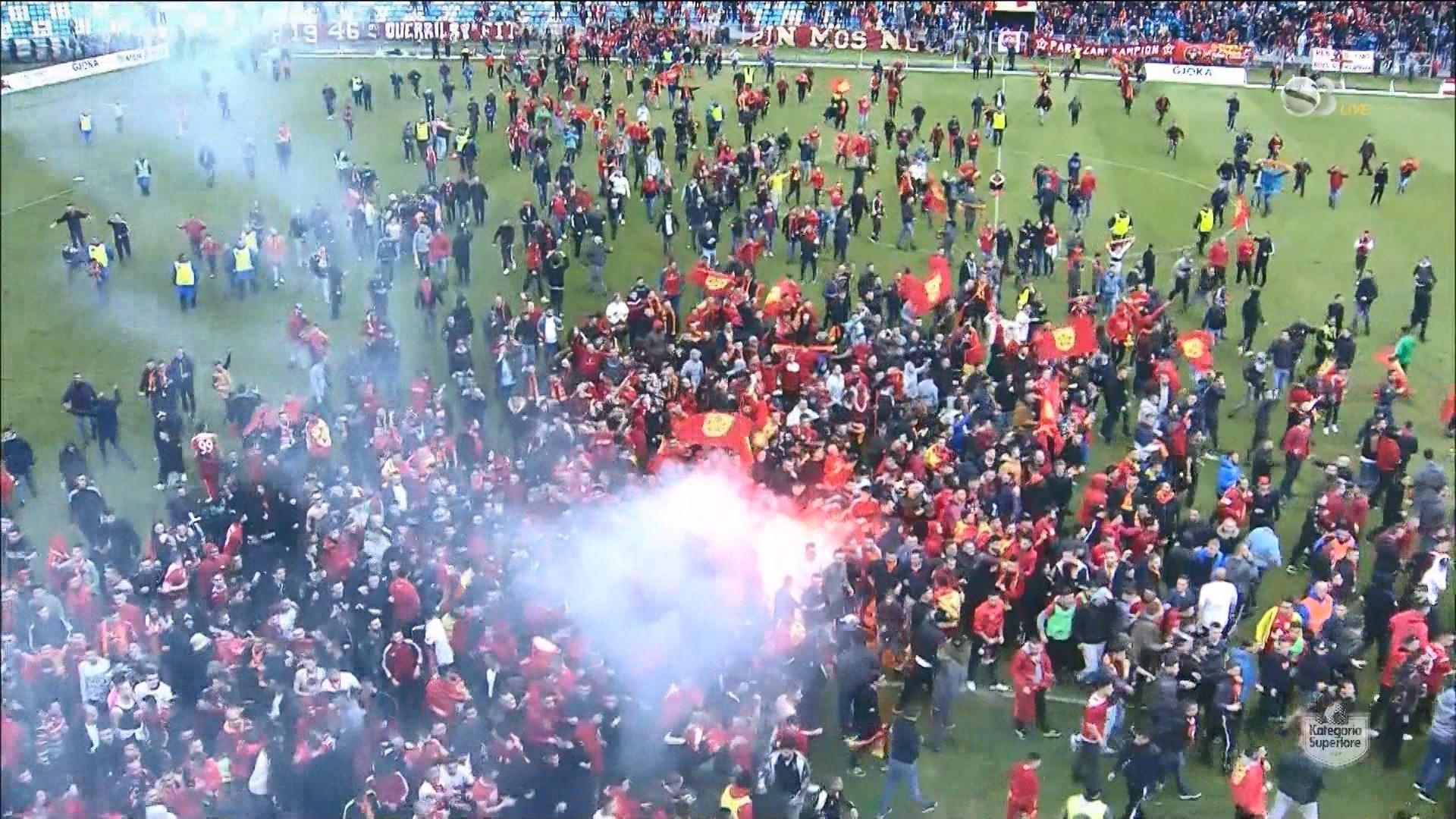 Të dielën, festa e titullit për Partizanin
